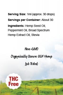 Hemp Extract Oil Facts