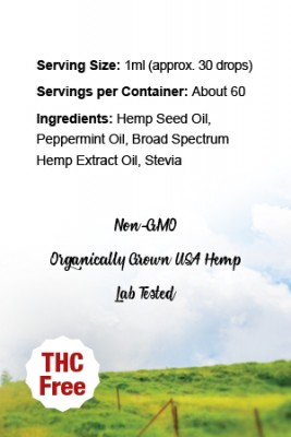 Hemp Extract Oil Facts