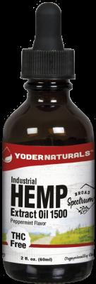 Hemp Extract Oil 1500mg CBD