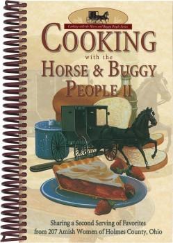 Horse & Buggy ckbk II cover