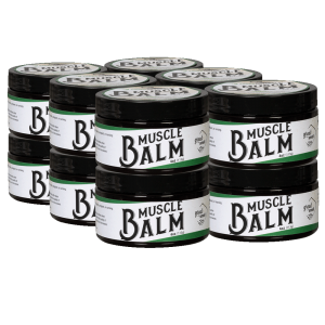 Case of 12 4 ounce muscle balm