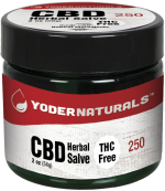 CBD Herbal Salve 250