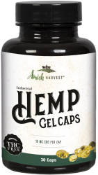 Hemp Gel Caps (30 count)
