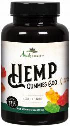 Hemp gummies 600