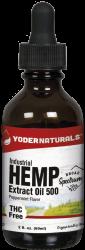 Hemp Oil 500 mg CBD