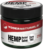 Hemp Herbal Salve 250