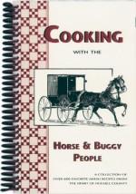 Horse & Buggy ckbk cover