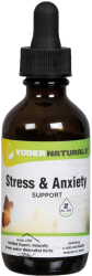 Stress & Anxiety Support